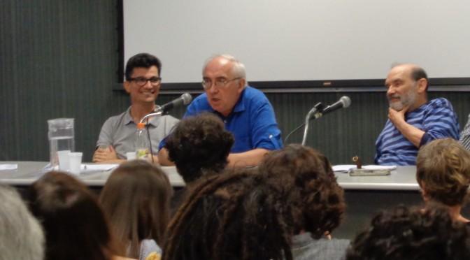 Textos das conferências de Christian Laval na USP (em francês)